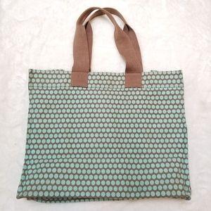 XL Gap 100% Cotton Diaper Bag